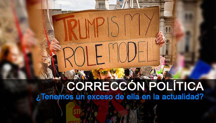Correccion Politica Exceso Actualidad