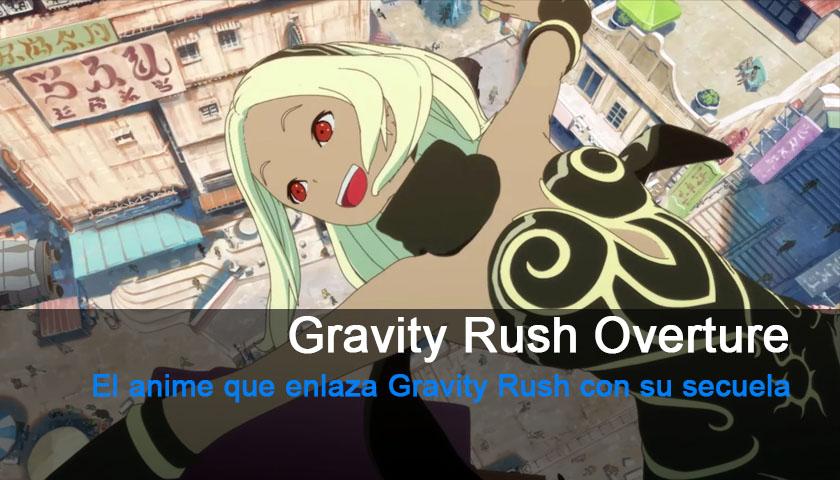 El anime Gravity Rush Overture subtitulado al español.