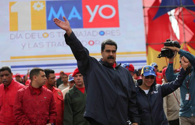 Nicolas Maduro, Asamblea Nacional Constituyente, 2017, Constitución 1999