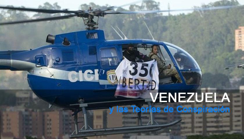 Venezuela, CICPC, Conspiraciones, Chavismo, Alzamiento,